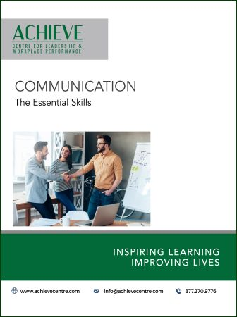 Image of Communication manual